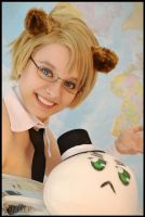 Hetalia America April's fool -  The waiter by SharyNyanko