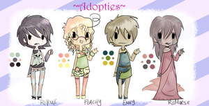 ~Derp Adopties: Emotions-- CLSD~ by Vulx-Adoptables