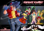 BeyBlade: Karaoke Kombat by TechnoRanma