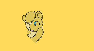 My First Lion! :D by xXGreyWolflingXx