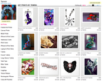 Society6 Art Sale - Ends tonight! by Temrin
