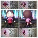 Animal Crossing New Leaf: 'Irken Outfit' QR Codes by Obsessivist