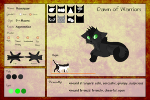 Reference Request -- Ravenpaw by rainwolfeh