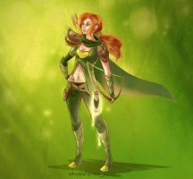 Windrunner by ArrivaSama