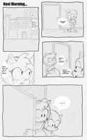 Sonic got Amy pregnant 24 by sonicxamy09
