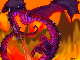 Dragon Fire! by XxPuppyProductionsxX