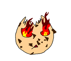 The cookie that hates you by SwiftyNifty