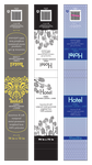 Hotel Fabric Liner Packaging by sha-arts