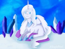 .: Cover Art - Princess of Protection :. by ASinglePetal