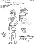 Barry :Character Notes: by optimusprimus001