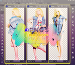 .+ Pack Png Taeyeon by USucks