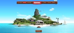 Domes Web by grafiket