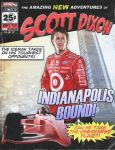 Scott Dixon comic cover by benji138