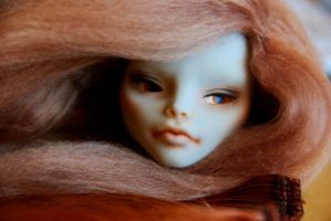 MH Ghoulia repaint - in progress 2 by smileosh