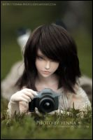 Behind the Lens by yenna-photo