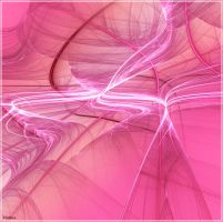 Abstract pink by Mookiezoolook