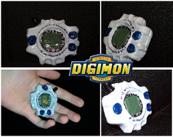 Digivice by Kari-Morano