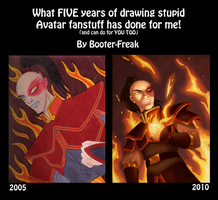 Five Years by Booter-Freak