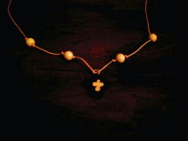 Lucky Charm Necklace by saphirefox