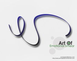 Art Of Emotion Smear 03 by sevengraphs