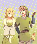 Commission: Link and Verios by Zellie669-commishes