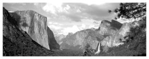 Yosemite Valley by Boofunk