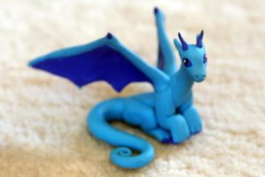 Blue Dragon by 5Happy5