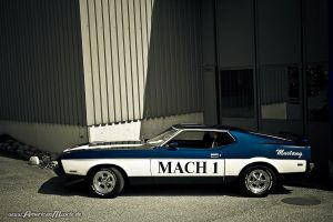 -Mustang-Mach1- by AmericanMuscle