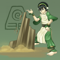 Toph by xsplitty