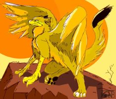 Graphical Gryphon by kompy