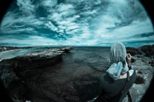 At the Edge by in-elysium