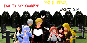 [MMDxRWBY] Time to say goodbye by MMDabstracts17