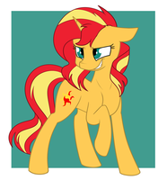 Sunset Shimmer by PrincessNoob