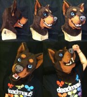 Doberman Premade *SOLD* by Bmo-Productions