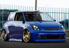 Suzuki Swift - Anton by antongj