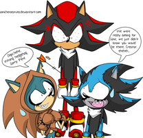 AT: Wrong Hedgehog.. by AReluctant-Hero