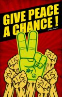 Give Peace A Chance by 42nd