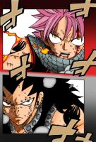 Fairy Tail Color by X-Shiroh