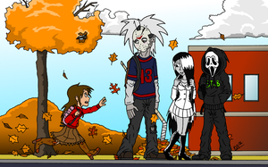 Fall Weather by HH-HorrorHigh