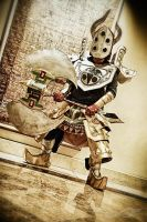 Iron Knuckle cosplay by SoraSkater
