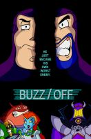 Buzz Off by mightyfilm