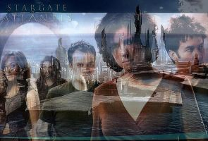 The City and Her People by StargateNerd