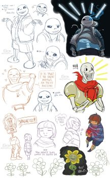 Undertale by 10yrsy