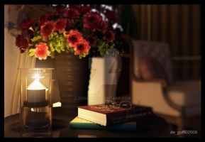Candle DOF by deguff