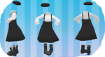 MMD Outfit 8 by MMD3DCGParts