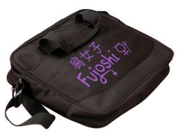 Fujoshi Messenger Laptop Bag for Yaoi Fangirls by gesshoku-designs