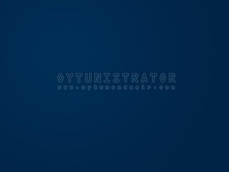 Oytunistrator (Blue) by crazytux