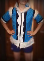 KATARA JACKET: FINISHED!! by emi3chan