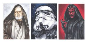Star Wars Samples PSCs by AshleighPopplewell