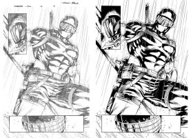 snake eyes 16 page 2 by juancastroinker